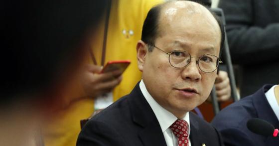 이종명 자유한국당 의원. [뉴시스]