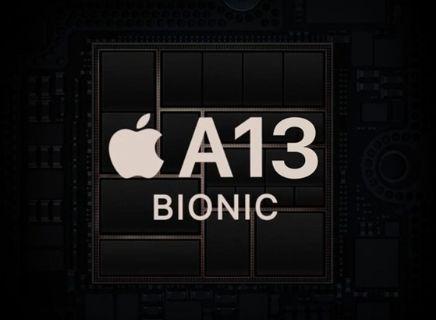 애플의 차기 아이폰에 탑재할 AP 'A13'은 대만 TSMC의 7나노플러스 미세공정에서 이달 내 양산에 들어간다. [사진 애플 홈페이지]