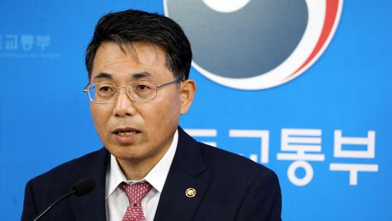 김정렬 국토교통부 2차관. 뉴스1