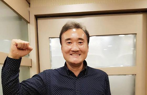 유승현 전 김포시의회 의장. [페이스북 캡처]