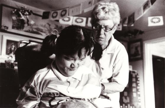 말리 홀트(Molly Holt) 홀트아동복지회 이사장이 17일 오전 6시 30분께 숙환으로 세상을 떠났다. 향년 83세. [연합뉴스]