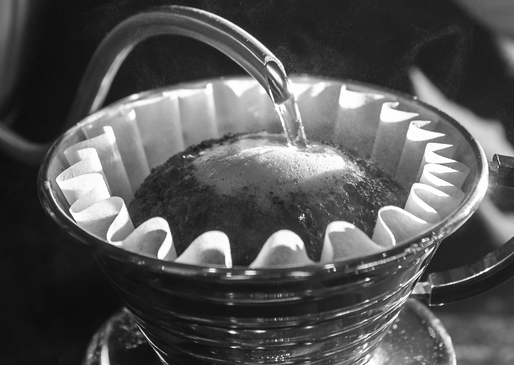 전주연씨는 아침 첫 커피를 '하루의 삶을 준비한다'는 의미라고 했다.