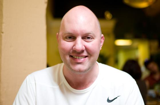 스타트업 생태계의 대가인 마크 앤드리슨(Marc Andreessen). 그는 PMF야 말로 스타트업에게 가장 중요한 요소라고 언급한다. [사진 위키미디어커먼(저자 Joi)]