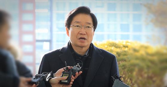 김영석 전 해양수산부 장관. [연합뉴스]