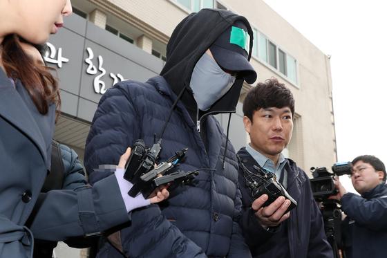 변종 대마를 상습 구입하고 흡입한 혐의를 받고 있는 SK그룹 창업주의 장손 최모(31)씨. [늇,1]