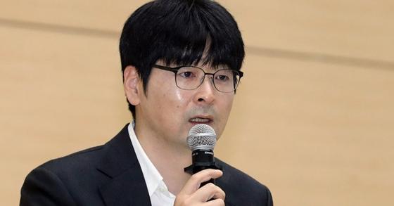 탁현민 대통령 행사기획 자문위원. [전남도 제공=연합뉴스]