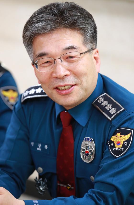 민갑룡 경찰청장 [연합뉴스]
