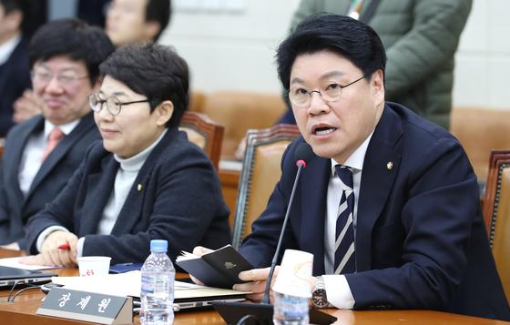 장제원 자유한국당 의원. [연합뉴스]