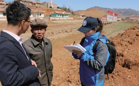 유엔 식량농업기구(FAO)와 세계식량계획(WFP)의 연구진은 지난 3월 북한에서 식량 관련 현지조사를 진행했다./사진:FAO·WFP