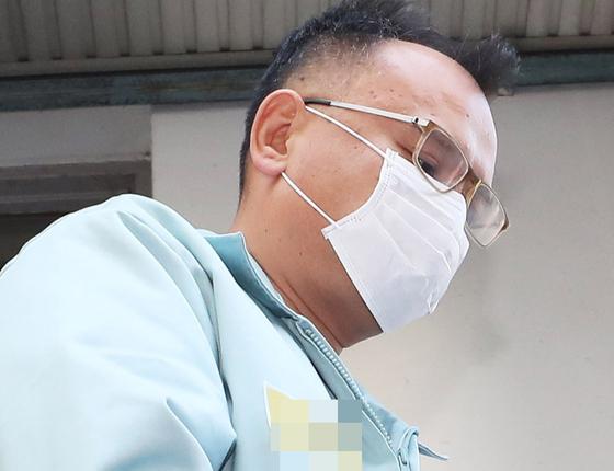 양진호 전 한국미래기술 회장. [연합뉴스]