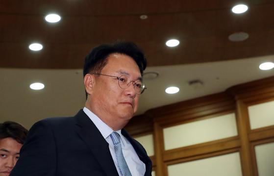 정진석 자유한국당 의원 [뉴스1]