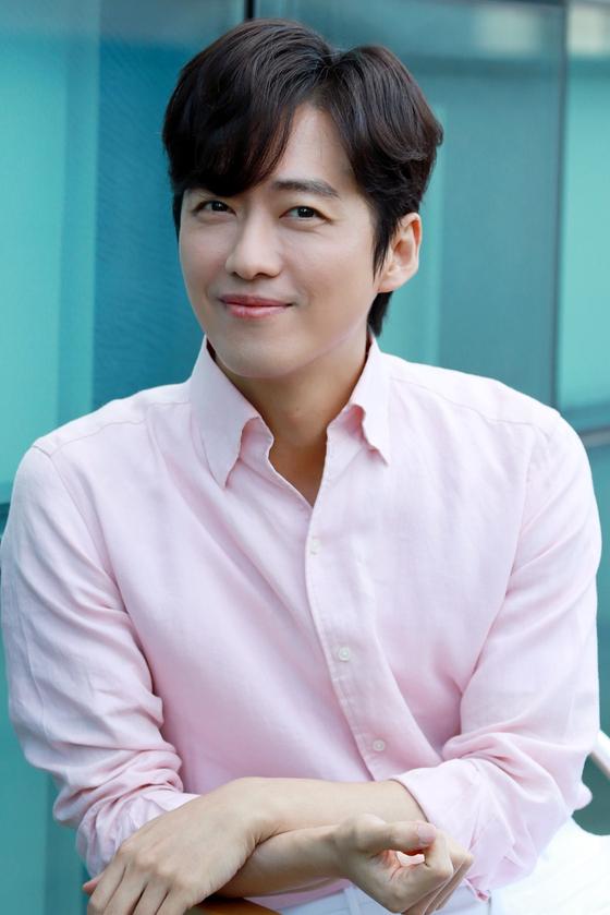 KBS2드라마 '닥터 프리즈너'에서 복수의 화신 나이제를 연기한 배우 남궁민. [사진 935엔터테인먼트]