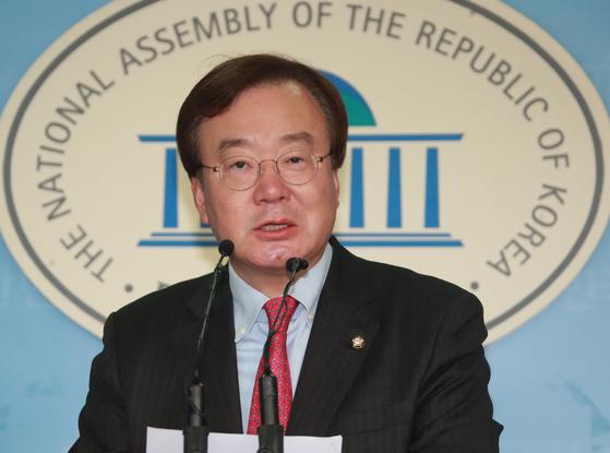 강효상 자유한국당 의원. [연합뉴스]