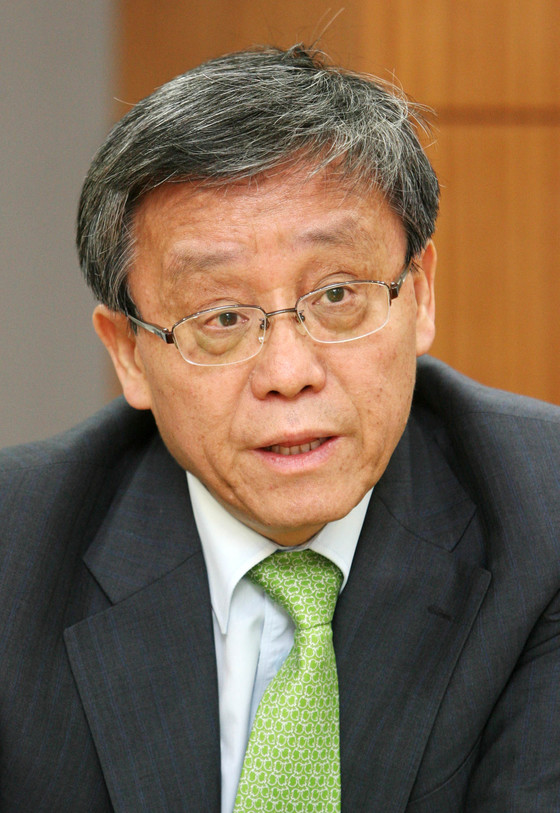 양수길 한국지속가능발전해법네트워크 회장. [중앙포토]