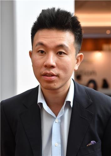 북한 창업자들을 돕는 싱가포르 NGO '조선익스체인지'의 대표 제프리 시. [연합뉴스]