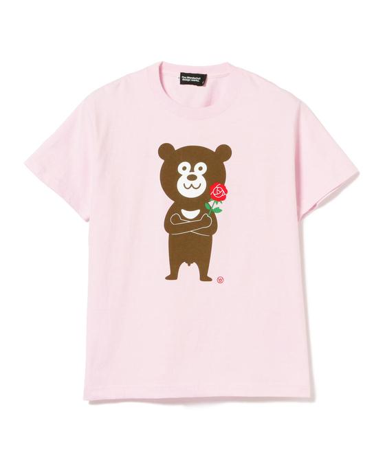 빔즈T의 그래픽 티셔츠.