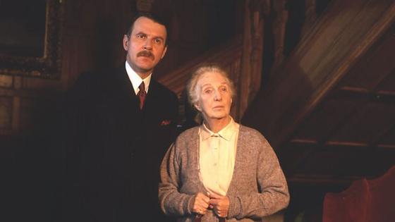 영국 BBC에서 방영한 '미스 마플' 시리즈 중 '주머니 속의 호밀'의 한 장면. [사진 BBC]