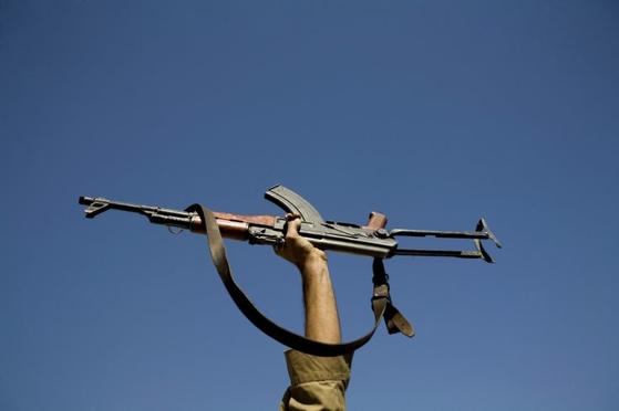칼라시니코프 소총. 2013년 6월 낭가파르바트 베이스캠프를 덮친 무장괴한들은 이 소총으로 등반가 11명을 사살했다. 중앙포토