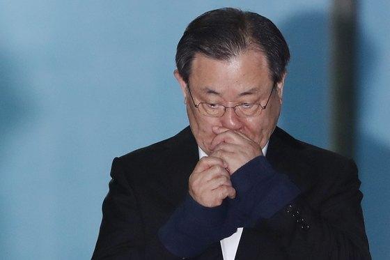 박근혜 정부 시절 대통령 비서실장을 지낸 이병기 전 국정원장. [뉴스1]