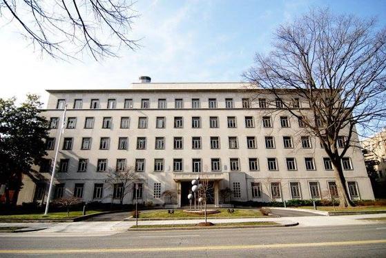 워싱턴 주미대사관