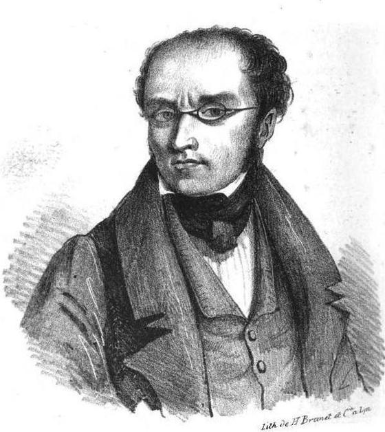 미셸 드 부르주. H Brunet. [그림 Wikimedia Commons(Public Domain)]
