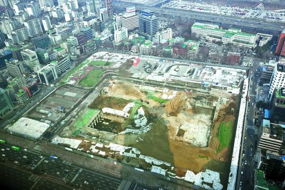 지상 105층 GBC, 지하엔 환승센터…영동대로 개발 본격화