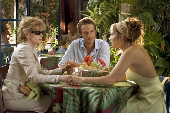 영화 '퍼펙트 웨딩'의 한 장면. 영화 '퍼펙트 웨딩'은 예비 신부와 예비 시엄마 사이의 고부갈등을 다뤘다. [중앙포토]