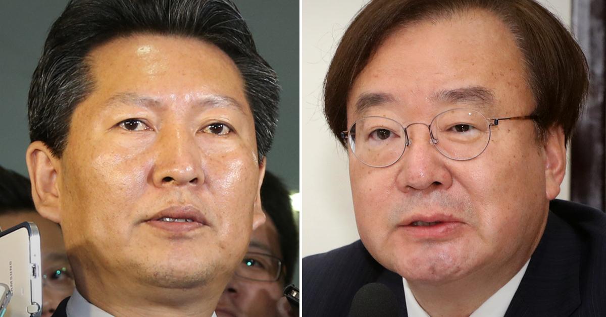 """바른미래 """"외교기밀 누설…강효상·정청래 똑같이 취급돼야"""""""