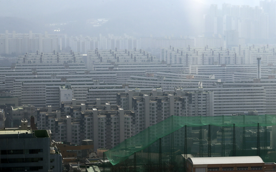 서울 땅값 12% 올랐다…땅부자 보유세 폭탄