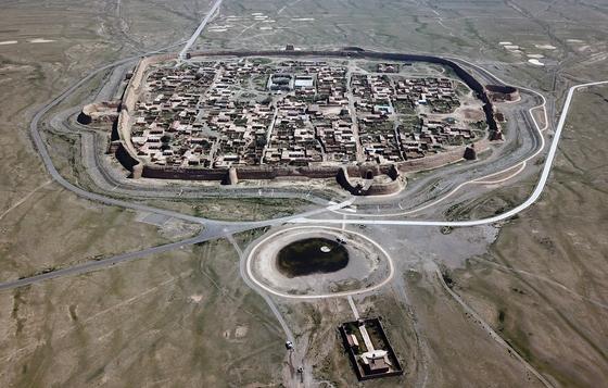 400년 동안 함락되지 않는 中 군사 요새의 비밀