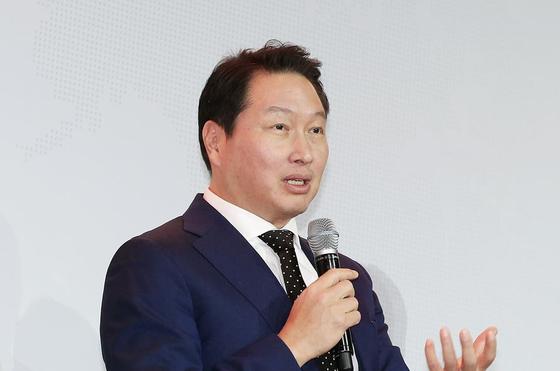 최태원 SK그룹 회장. [사진 SK그룹]