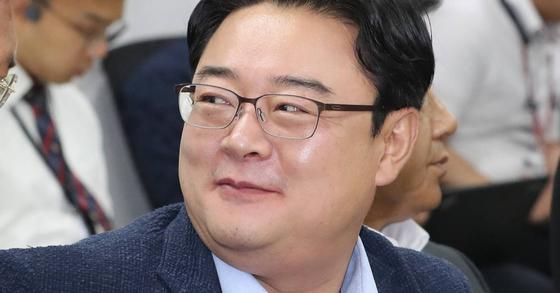 김성원 자유한국당 의원. [연합뉴스]