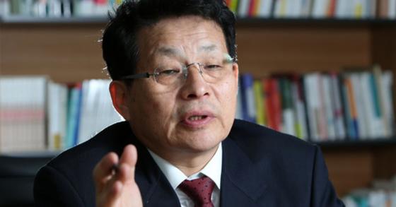 차명진 전 한국당 의원. [중앙포토]