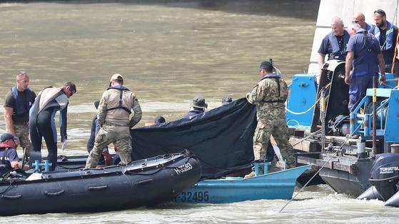 다뉴브강 하류서 20대 한국인 남성 시신 추가 수습