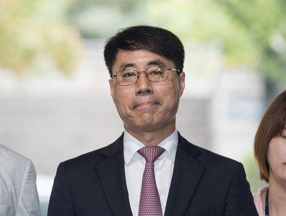 유해용 전 대법원 수석재판연구관. [뉴스1]