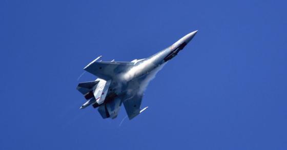 러시아 수호이(Su)-35 전투기. [타스=연합뉴스]