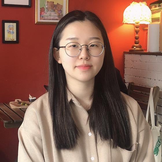 서울대 소비자아동학부 19학번 박규리(20)씨. [사진 박규리씨]