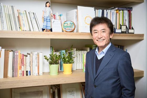 차기 헌법재판소 사무처장으로 거론되는 박종문 아름다운재단 3대 이사장[사진 아름다운재단]