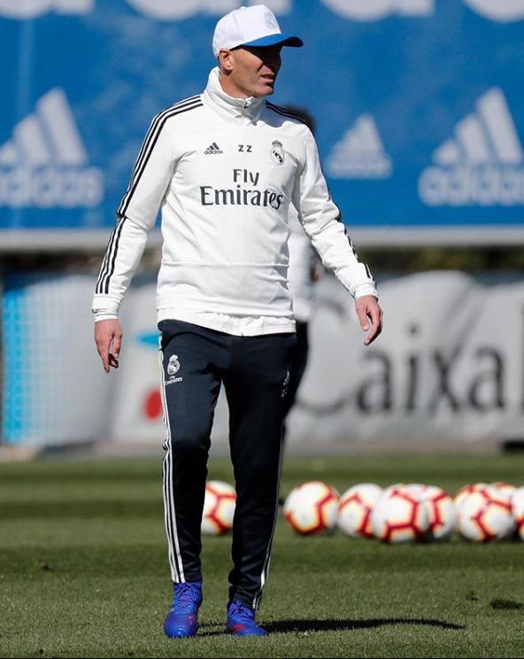 레알 마드리드로 돌아온 지단 감독은 새 시즌 대대적인 팀개편을 예고했다. [레알 마드리드 소셜미디]