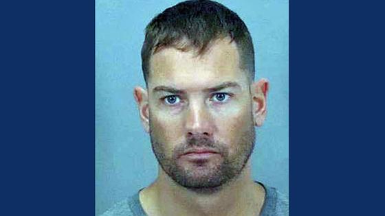 미성년자 성매수를 시도한 경찰관 로버트 데이비스. [산 호세 경찰 제공]