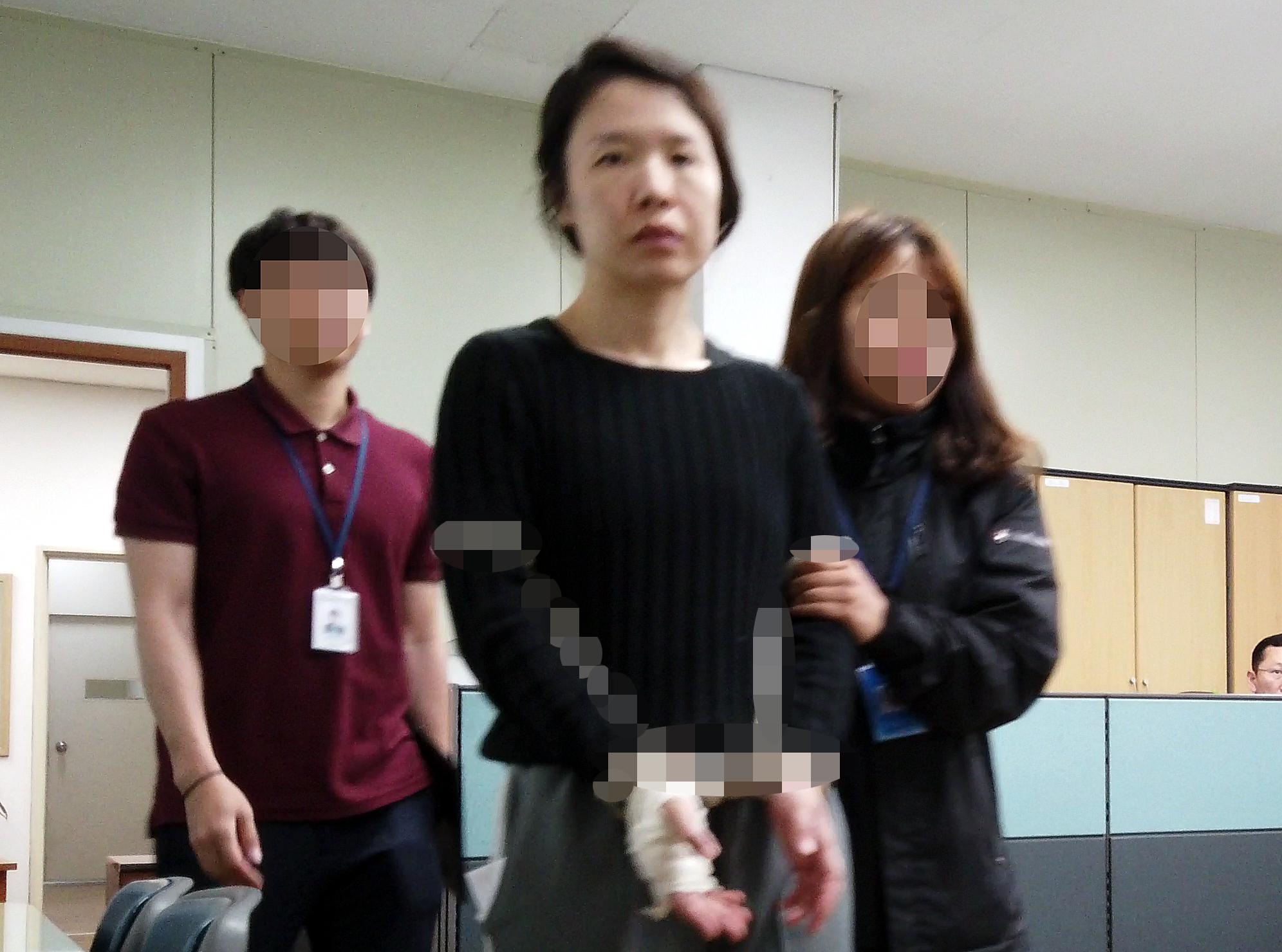 전 남편을 살해한 혐의로 구속된 고유정(36). [연합뉴스]