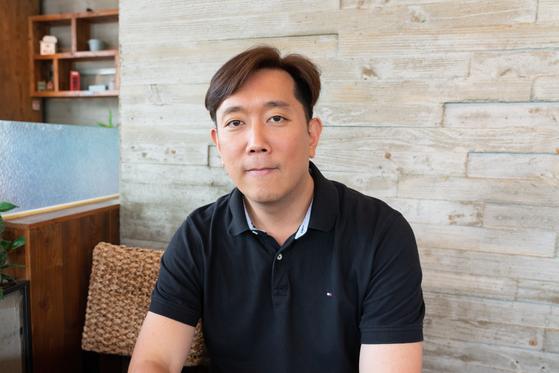서동일 조이펀(JoyFun) 부사장. [사진 김대원 폴인 에디터]