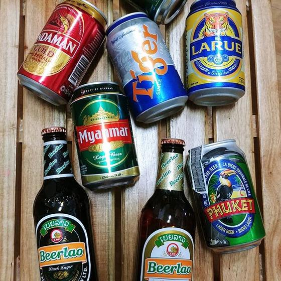한국보다 4배 더 맥주 마시는 나라는? 아세안 대표 맥주 8