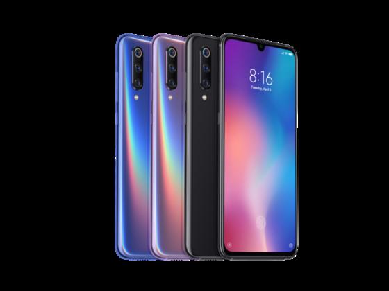 샤오미의 플래그십 스마트폰 'Mi 9'