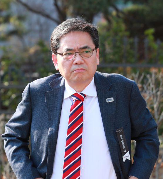 곽상도 자유한국당 의원. [연합뉴스]