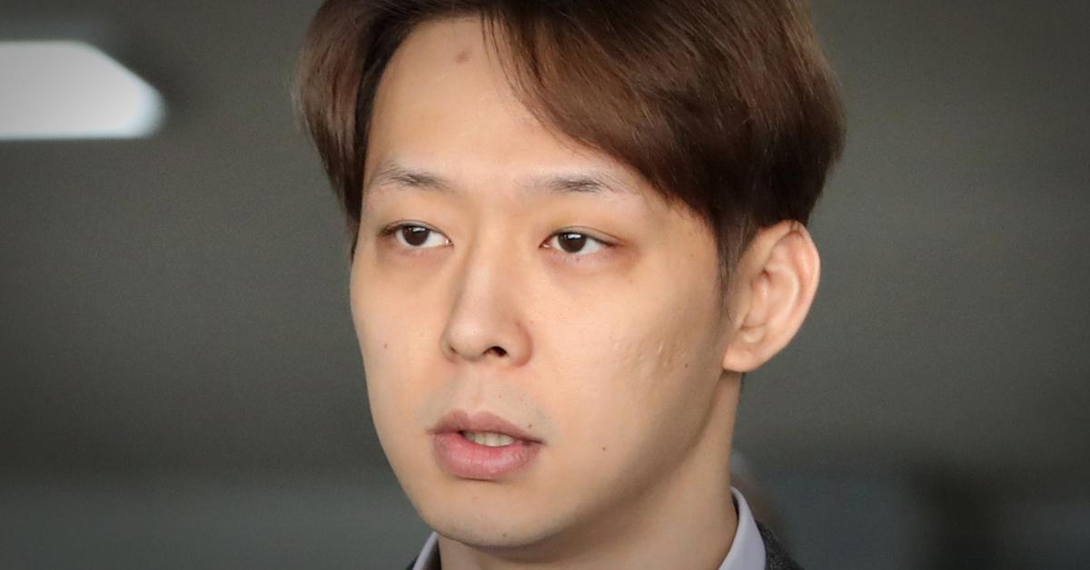 마약 혐의로 구속된 가수 겸 배우 박유천씨. [뉴스1]