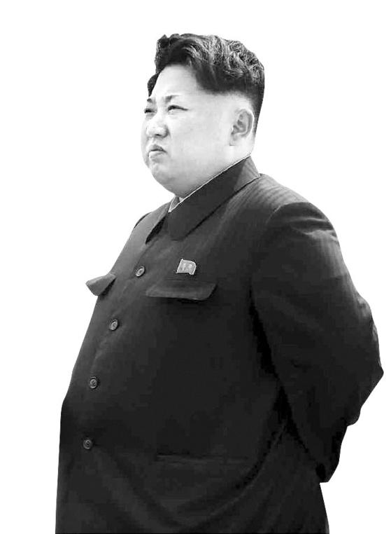 김정은 북한 국무위원장 [중앙포토]