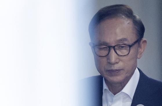 이명박 전 대통령. [연합뉴스]
