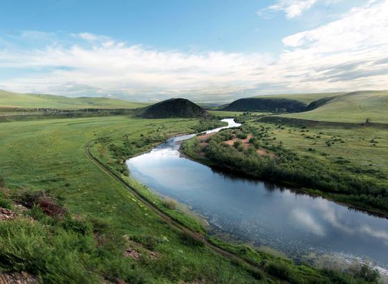 동토(凍土)의 시베리아, 지구 온난화로 사람 살기 좋아진다