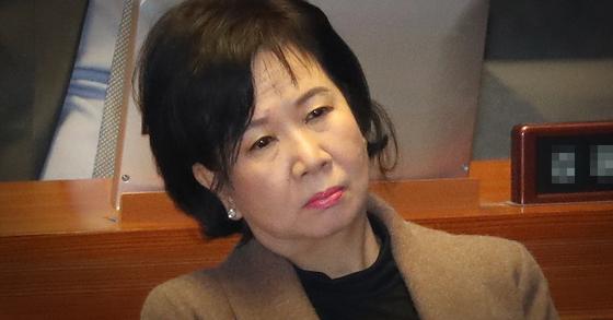 손혜원 무소속 의원. [연합뉴스]